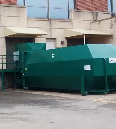 UPMC Hospital auger