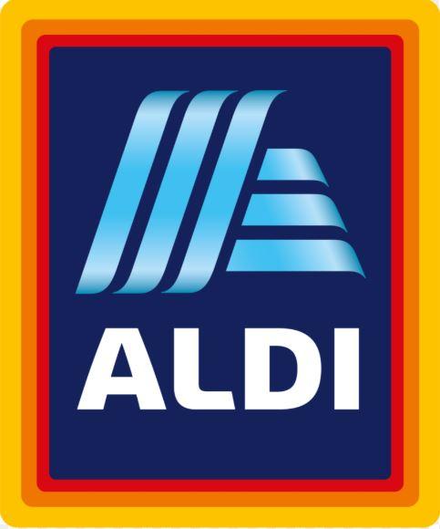 Aldi food market logo