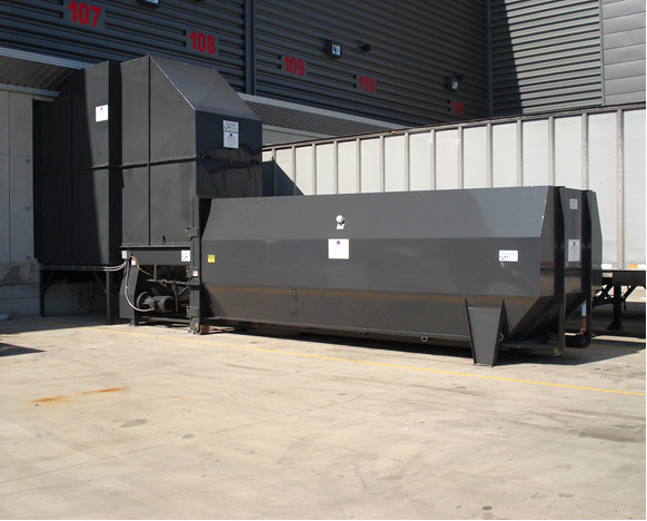 Auger Compactor USPS