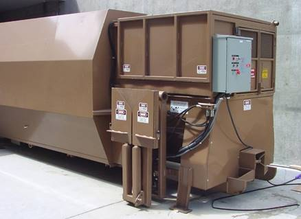 Evergreen Health Hospital Compactor