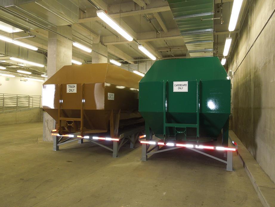 Seattle Childrens Hospital Compactor Back