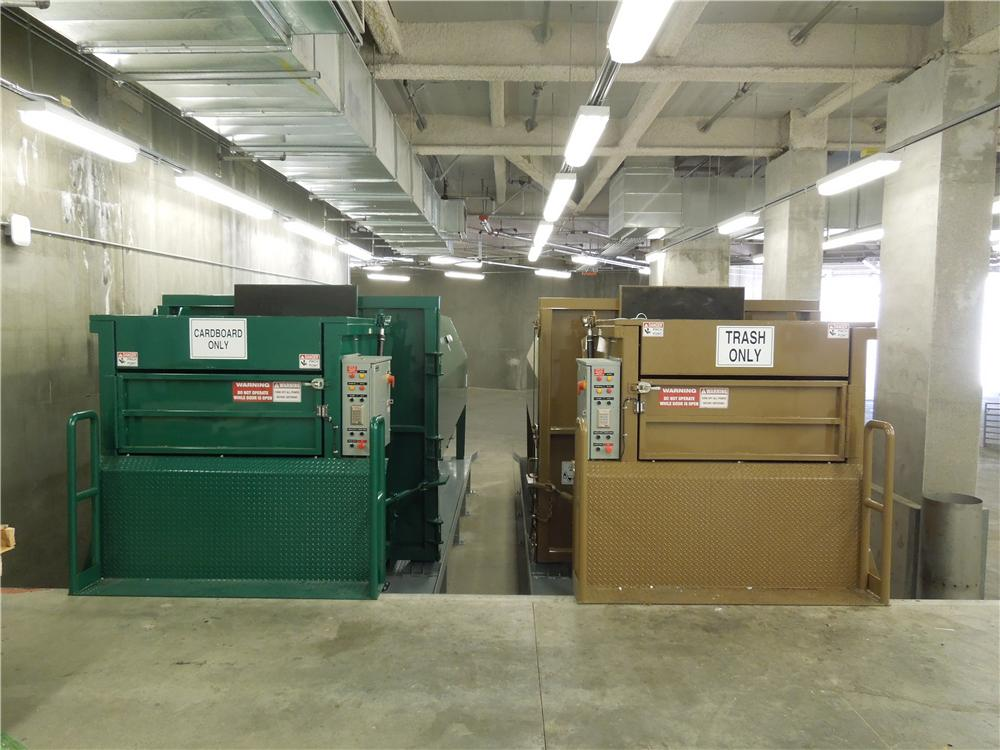 Seattle Childrens Hospital Compactor Front