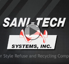 Sanitech Auger Compactor Video Thumbnail